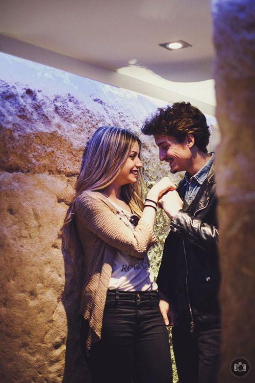 Love story в Барселоне