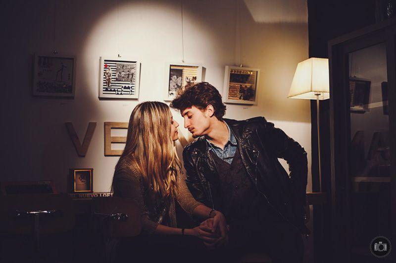 Love story в Испании