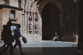 Русский фотограф в Испании