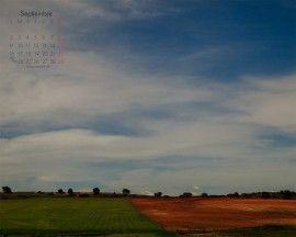 календарь на сентябрь 2013