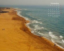 Календарь на Ноябрь 2013 1280x1024