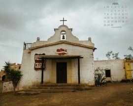 Календарь на Апрель 2014 1280x1024