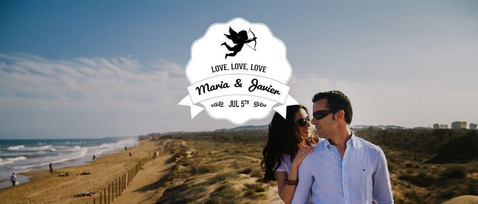 Wedding film in Malaga