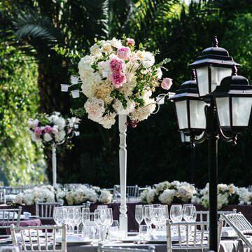 vintage wedding in Spain
