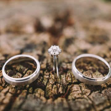 wedding rings in Spain