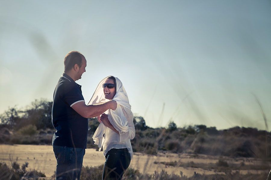 Fotografia de Pre boda en Murcia