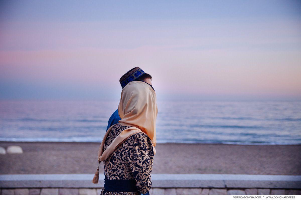 Fotograf v Ispanii